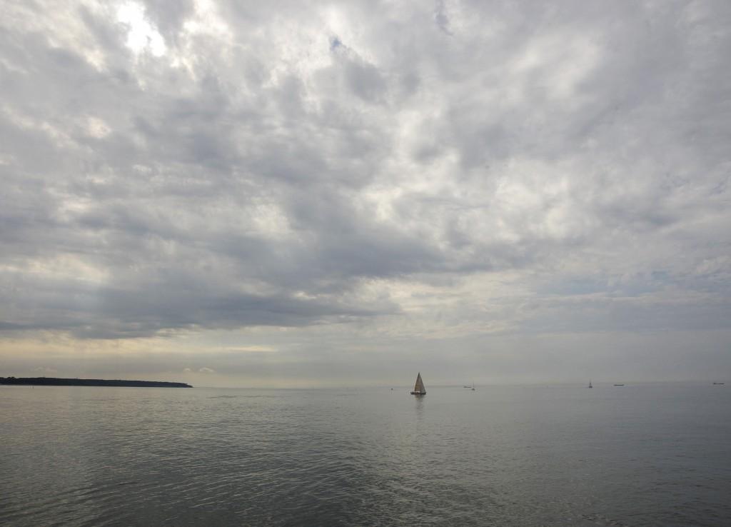 Segelschiff Tristesse