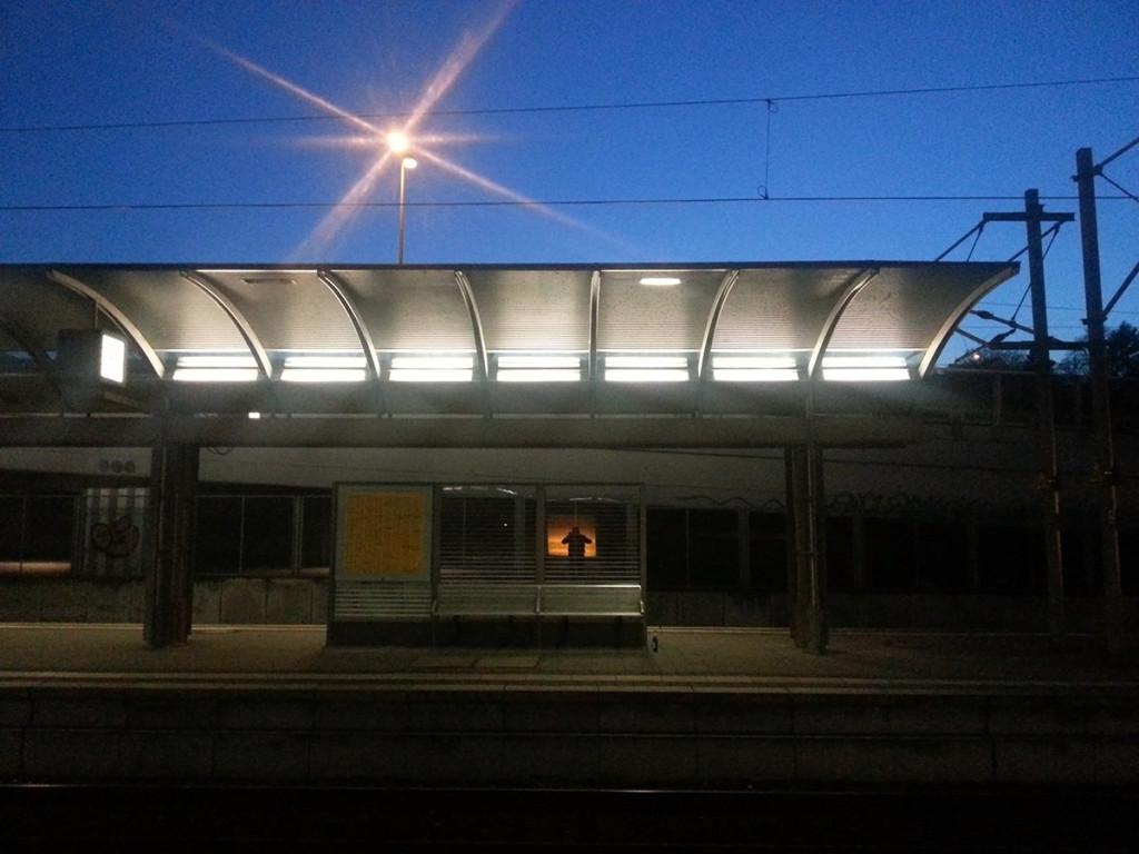 Mainz-Hbf-Selbstspiegelung